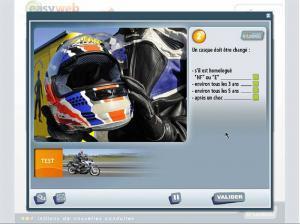 fiches permis moto