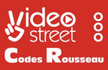 VideoStreet de Codes Rousseau