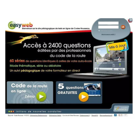 easyweb voiture