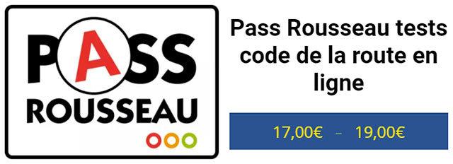 Pass code Rousseau