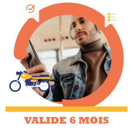 prepa code moto
